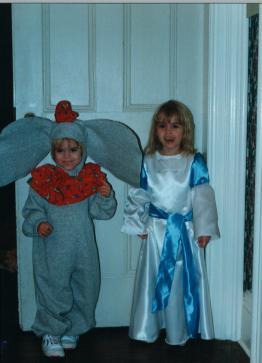 Caroyln Dumbo & Audrey Odette