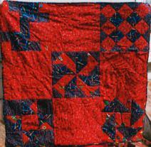 Derek's quilt