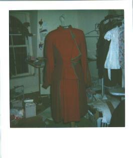 Reunion Dress Front