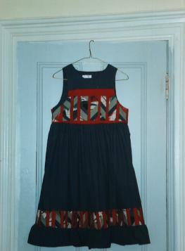 Sophie's dress