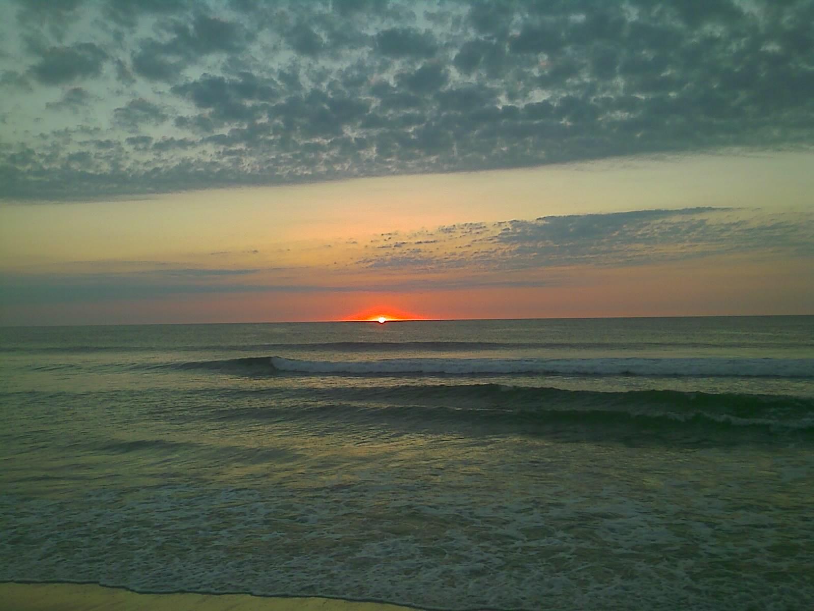 Sunrise at Ortley Beach